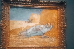 Południe - Odpoczynek od pracy, Vincent Van Gogh
