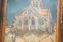 Kościół w Auvers, Vincent Van Gogh